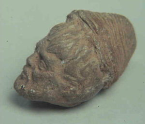 Tecaxic-Calixtlahuaca head