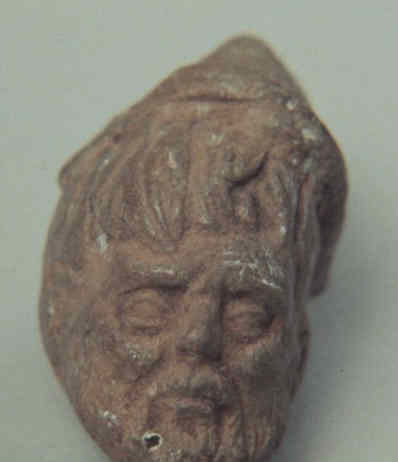 Tecaxic-Calixtlahuaca head-figurine